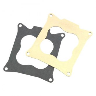 Holley® - Throttle Body Base Plate and Gasket Sealing Kit