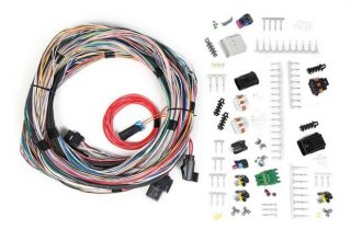 Holley® - EFI Systems Main Wiring Harnesses