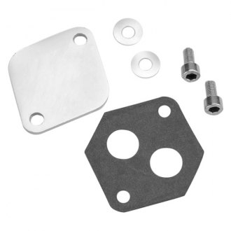 Holley® - Throttle Body Block-Off Plate