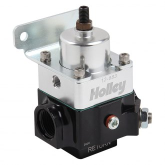 Holley® - VR Series Carbureted Fuel Pressure Regulator