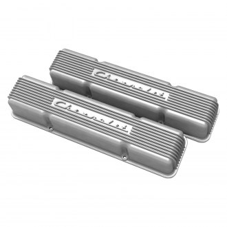 Holley® - Vintage Style M/T Retro Valve Cover