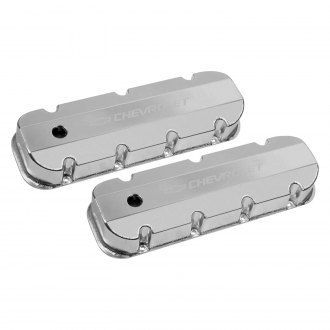 Holley® - Track™ Tall Valve Covers