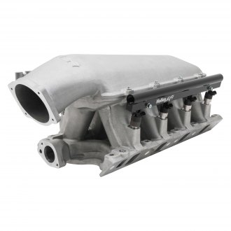 Holley® - Hi-Ram Satin Cast Intake Manifold