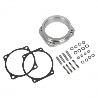 Holley® - Remote Throttle Body V-Band Adapter Kit