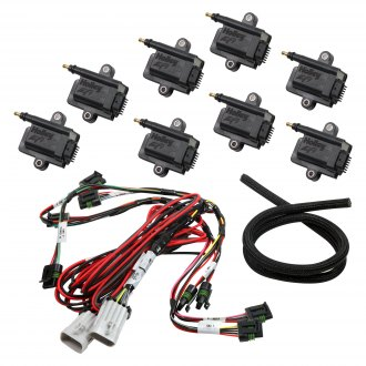 Holley® - Coil-Near-Plug Smart Coil Kit