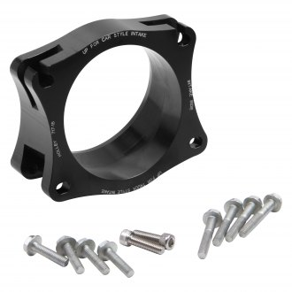 Holley® - Throttle Body Angle Adapter