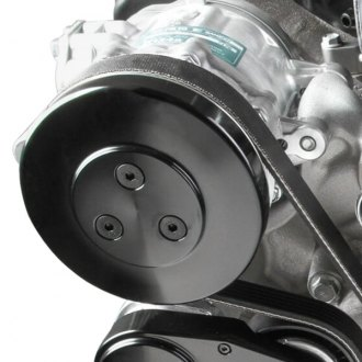 Holley® - A/C Compressor Clutch Cover