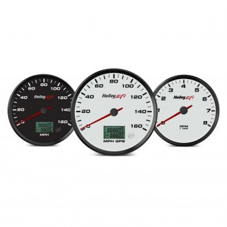 Holley® - EFI Series Gauges