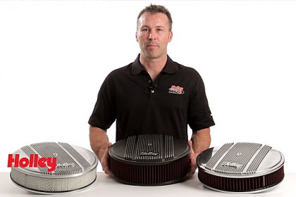 120-172 - Holley® Air Cleaner Assembly Video (Full HD)