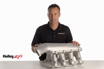 Holley® Hi-Ram Intake Manifold Video (Full HD)