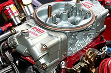 Holley® - 4 Barrel Carburetor