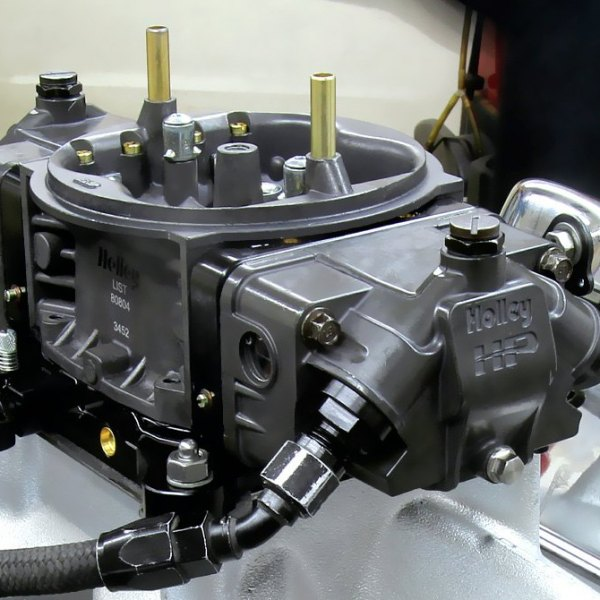 Carburetor Black