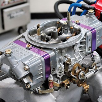 Carburetor Purple