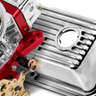 Holley® - Valve Cover