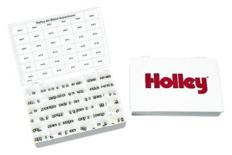 Holley® - Air Bleed Assortment Kit
