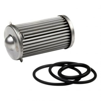 Holley® - Fuel Filter Element and O-ring Kit