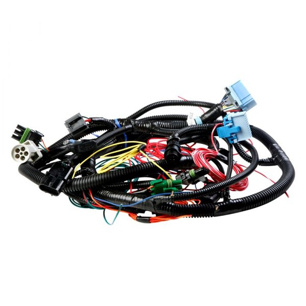 holley 534 128 replacement main wiring harness. Black Bedroom Furniture Sets. Home Design Ideas