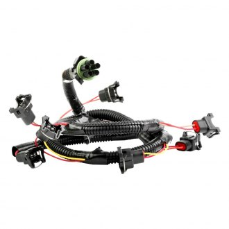Holley® - Replacement Fuel Injector Wiring Harness