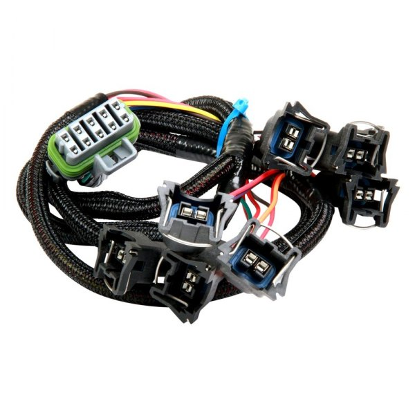 holley 174 ford f 150 1995 fuel injector wiring harness