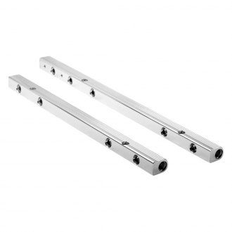 Holley® - Stainless Steel Fuel Rail Crossover Lines