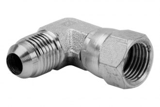 Holley® - Fuel Fitting Swivel 90 Degree Male To 3/8""