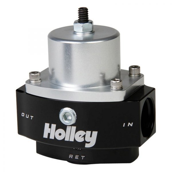 Holley® - Dominator Billet Carbureted By-Pass Fuel Pressure Regulator