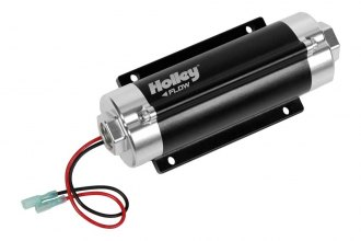 Holley® - 75 GPH HP In-line Electric Fuel Pump