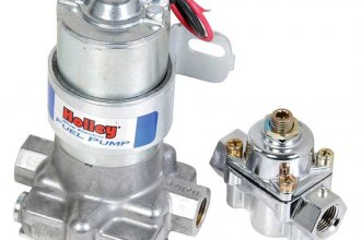 Holley® - 110 GPH Blue Electric Fuel Pump with Regulator