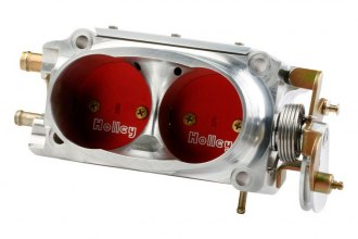 Holley® - Hi Flow EFI Throttle Body