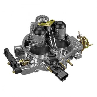 Holley® - Replacement 2bbl Throttle Body 670 cfm