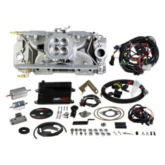 Holley® - HP™ EFI 4BBL Multi-Port Fuel Injection Power Pack Kit