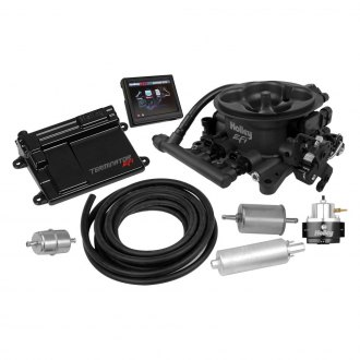 Holley® - Terminator™ EFI 4BBL Throttle Body Fuel Injection Master Kit