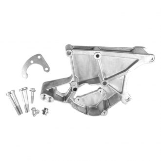 Holley® - Driver's Side Power Steering and Alternator Brackets