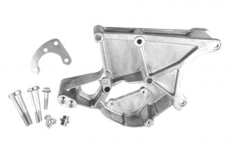 Holley® - LS Accessory Drive Bracket - Driver's Side P/S and Alt Bracket