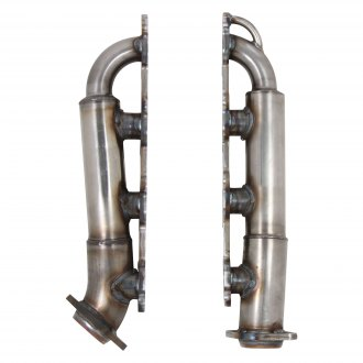 Hooker® - Short Tube Block Hugger Exhaust Headers