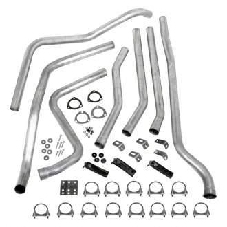 Hooker® - Dual Competition™ Header-Back Exhaust System Kit