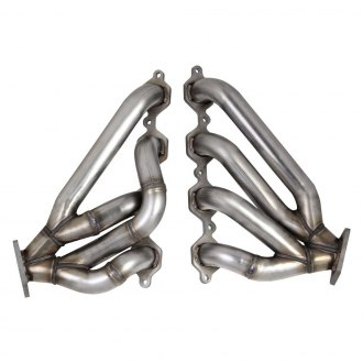 Hooker® - BlackHeart™ 304 SS Short Tube Exhaust Headers