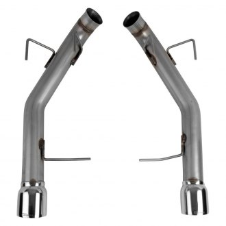 Hooker® - BlackHeart™ 304 SS Axle-Back Exhaust System