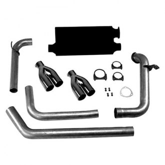 Hooker® - Super Competition™ Cat-Back Exhaust System