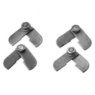 Hooker® - Slip On Collector Locking Tabs