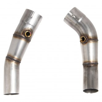Hooker® - BlackHeart™ 304 SS Adapter Pipe