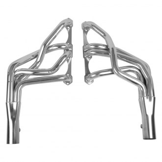 Hooker® - 304 SS Natural Finish Long Tube Header