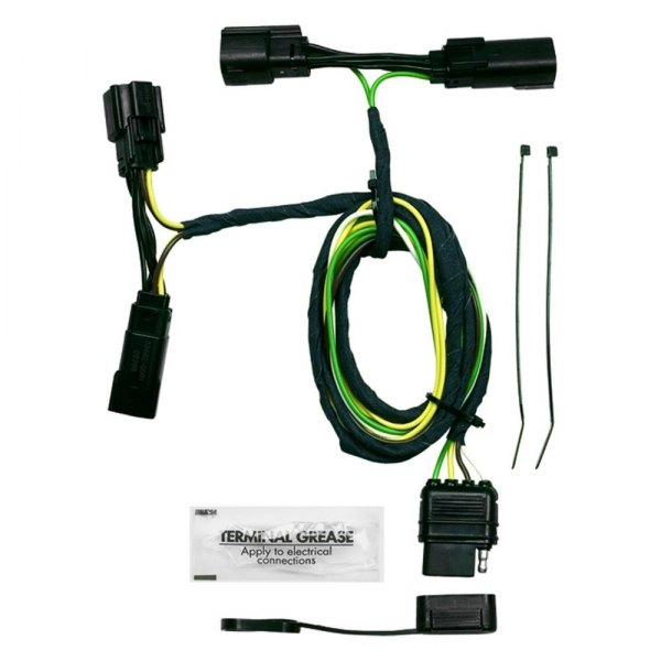 ford flex trailer wiring harness ford flex towing wiring harness
