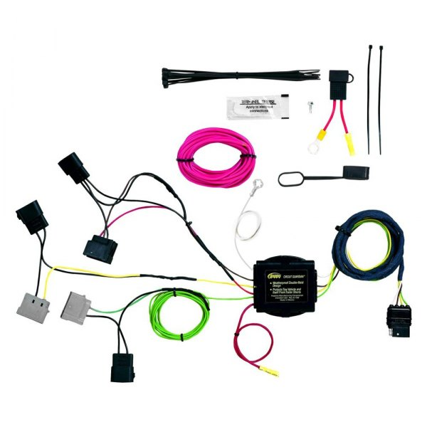 hopkins® - ford escape 2005 towing wiring harness 2005 ford escape trailer wiring