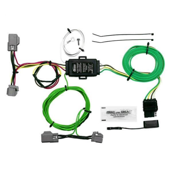 towing 174 11140585 in simple 174 towing wiring harness with 4 flat connector