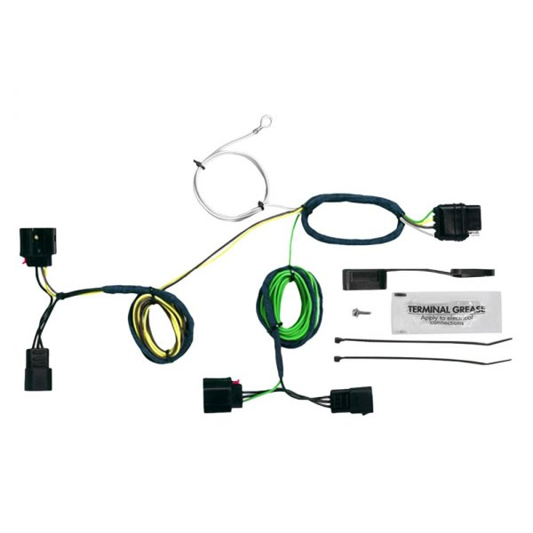 Trailer Wiring Harness For 2005 Jeep Grand Cherokee : Hopkins jeep grand cherokee towing wiring harness