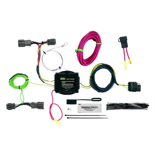hopkins kia sorento 2016 towing wiring harness. Black Bedroom Furniture Sets. Home Design Ideas
