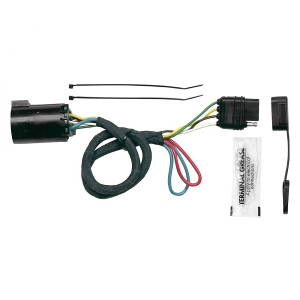 Hopkins® - Towing Wiring Harness on