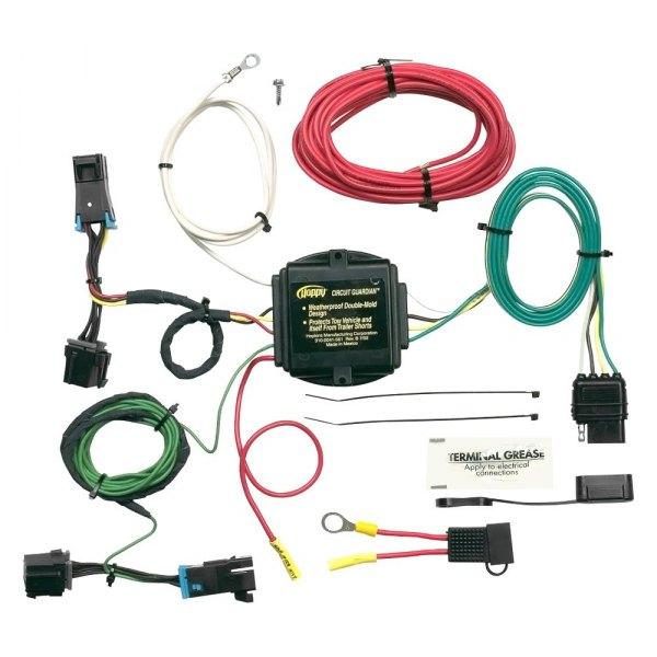 Hopkins gmc savana towing wiring harness