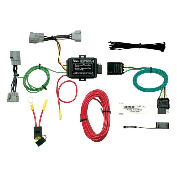 Hopkins jeep grand cherokee  towing wiring harness